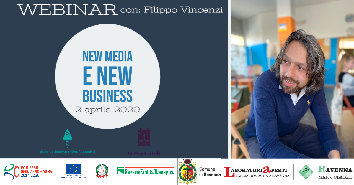 Webinar: New Media e New Business