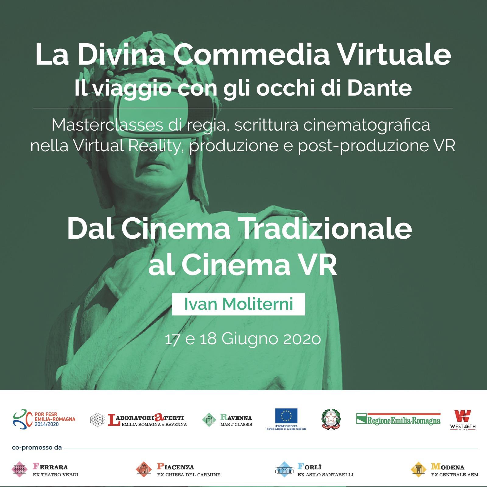 La Divina Commedia Virtuale – Dal Cinema Tradizionale al Cinema VR
