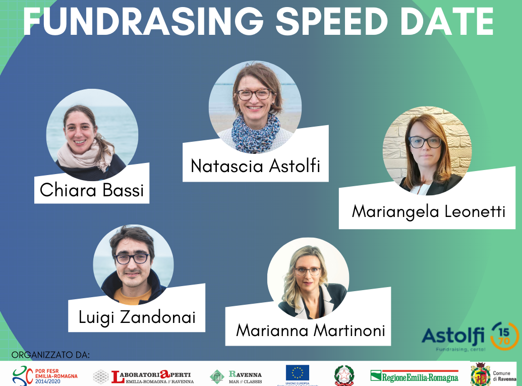 FUNDRAISING SPEED DATE