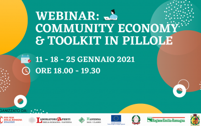 Community Economy & Toolkit in pillole