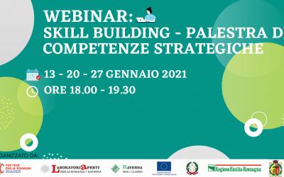 Skill Building: palestra di competenze strategiche
