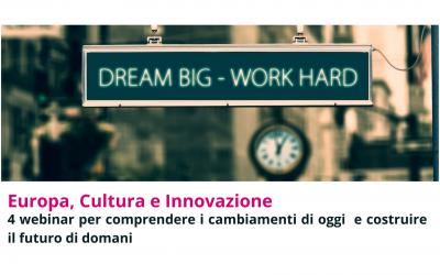 Europa, Cultura, Innovazione