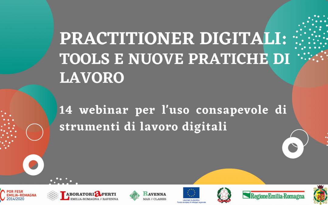 Practitioner digitali: tools e nuove pratiche di lavoro