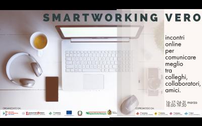 Lo Smartworking vero: 4 incontri