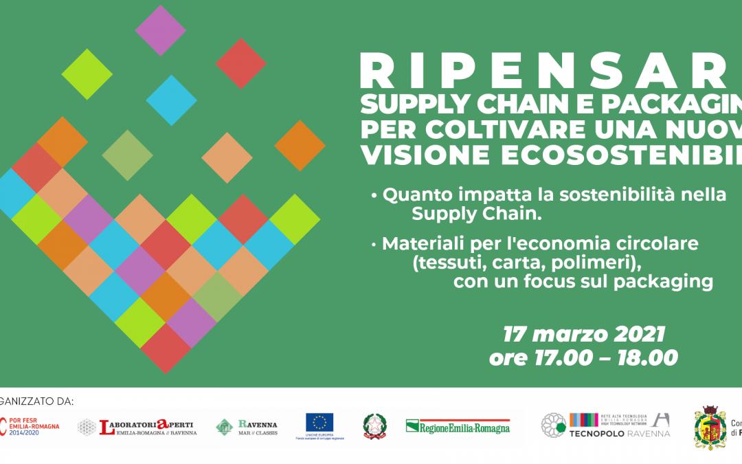 Ripensare Supply Chain e packaging per coltivare una nuova visione ecosostenibile