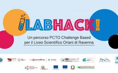 LAB HACK: un percorso PCTO Challenge Based con il Liceo Scientifico Oriani di Ravenna!