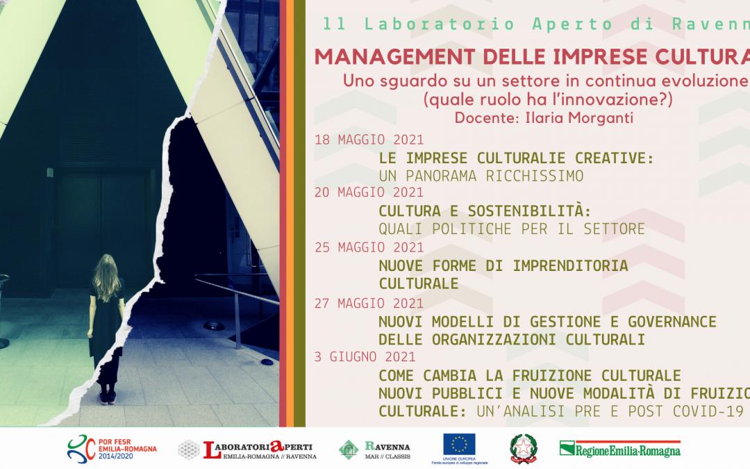 Management delle imprese culturali