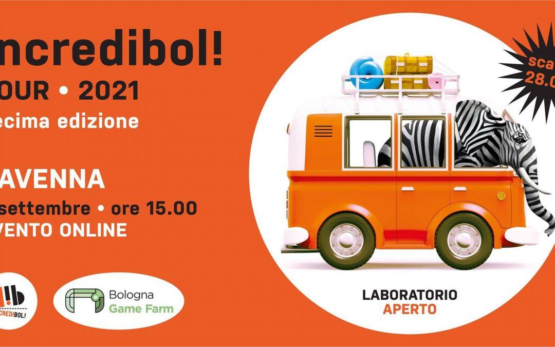 INCREDIBOL! TOUR 2021