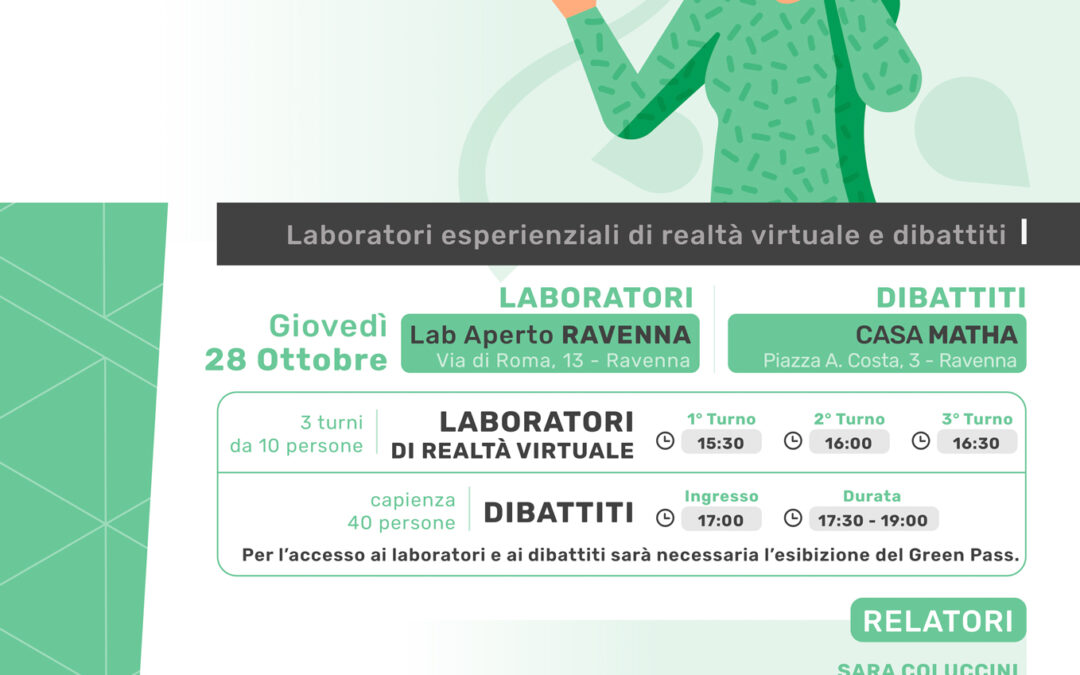 EuTechLabs: Laboratori di cittadinanza europea – L'impegno etico a favore dell'ambiente